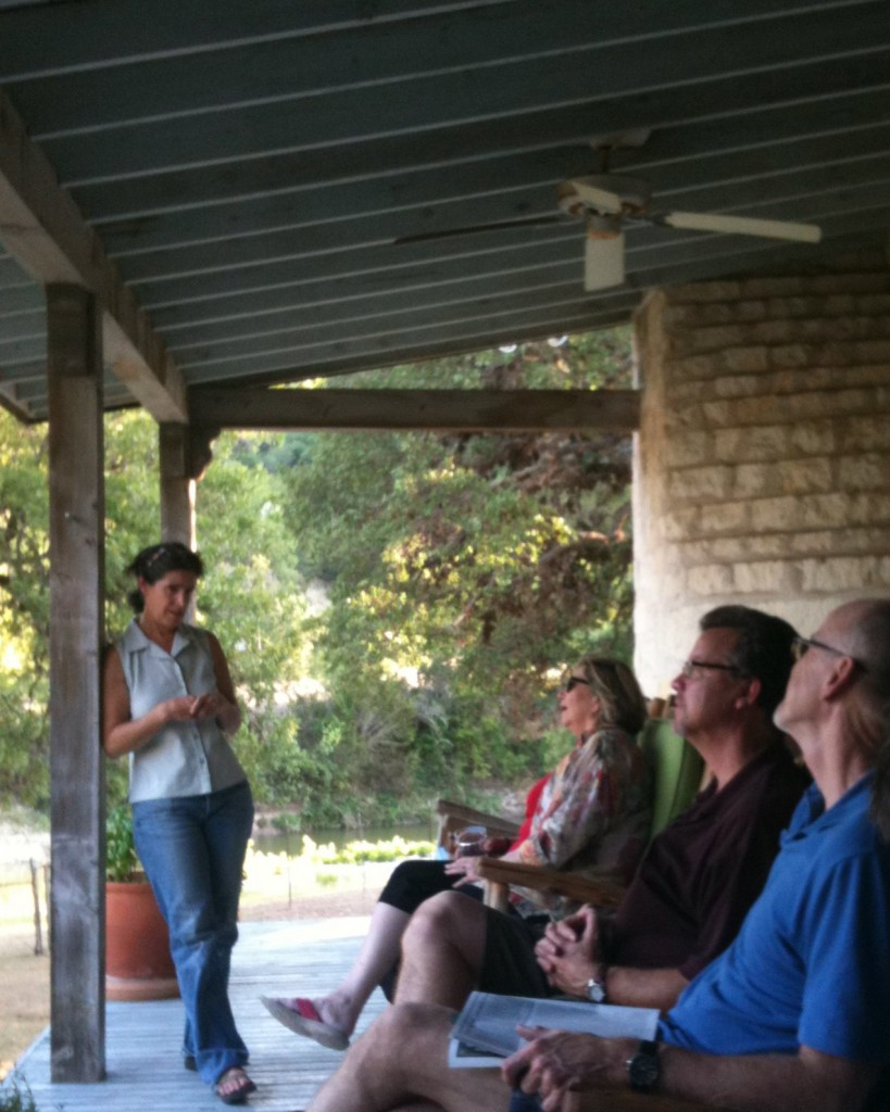 Poets' Weekend at Madroño Ranch