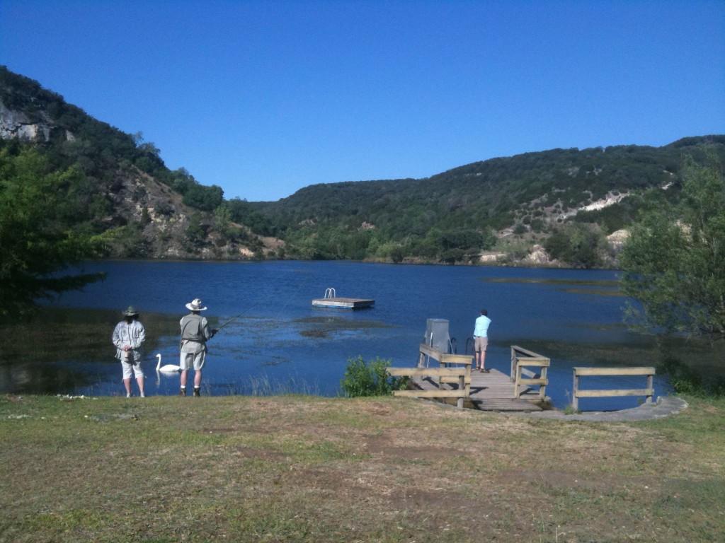 Dai Due Freshwater Fly-Fishing School
